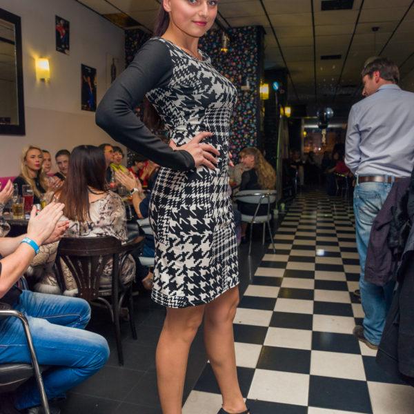 modelka Kristýna Holá