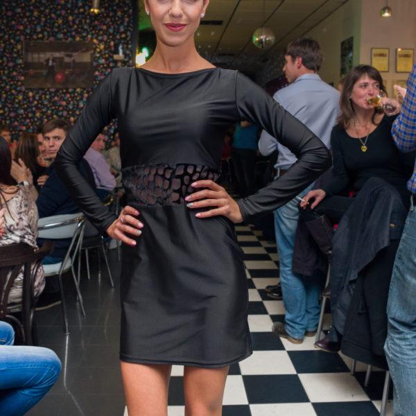 modelka Veronika Stašková